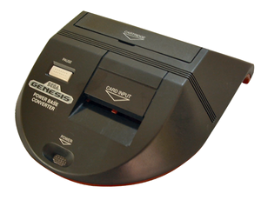 The Sega Power Base Converter