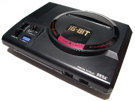The Sega MegaDrive - The First Genesis