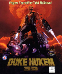 The original 1996 release of Duke Nukem 3D