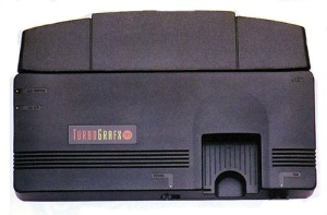 The NEC TurboGrafx-16 Video Game System.