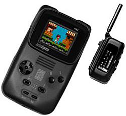 The TurboExpress handheld video game system (with TV Tuner)