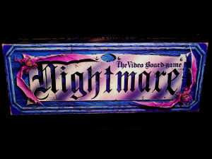 The 1991 Nightmare VHS Game