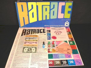 The 1967 version of Ratrace