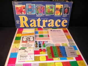 The 1973 version of Ratrace