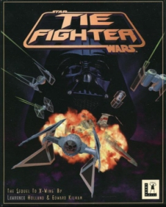 1994's Star Wars TIE Fighter
