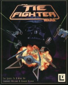1994's Star Wars TIE Fighter