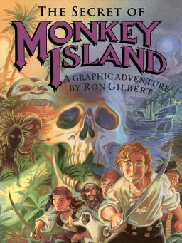 Monkey Island Sword Fight Swordmasters