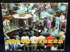The 1970s version of Stock Ticker