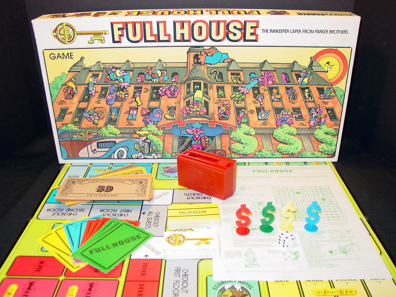 Full House Games For Free