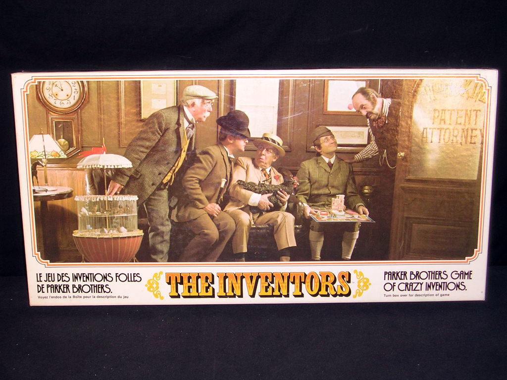 The Best Classic Board Games - The Inventors (1974 ...
