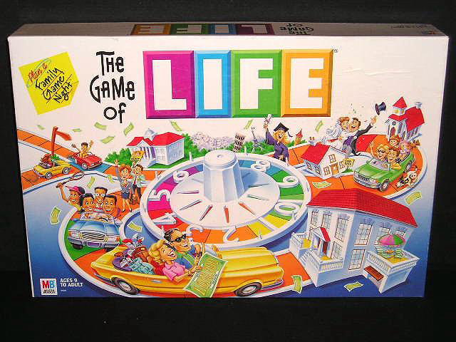Review: THE GAME OF LIFE Classic Edition