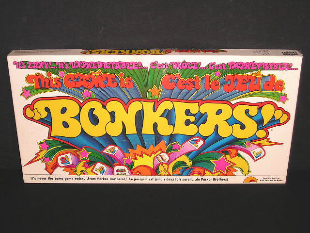 board game graphics Vintage