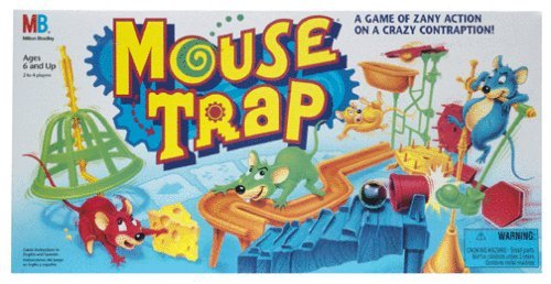 The Best Mouse Trap Mouse Trap Game Box
