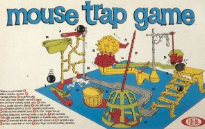 Image result for mouse trap game
