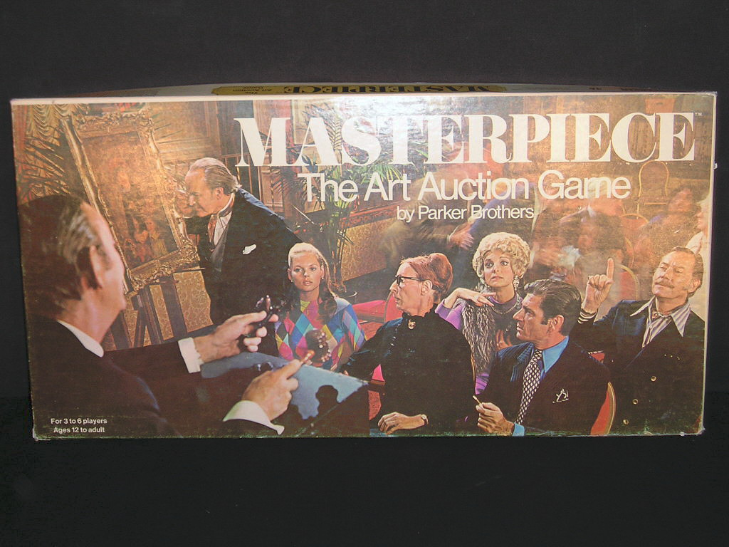 What S In That Game Box Masterpiece 1970 Recycled