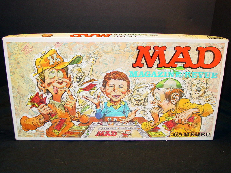 29+ Mad Magazine Game  Images
