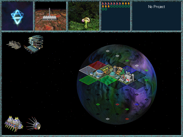Retro Game Of The Week Ascendancy 1995 Recycled