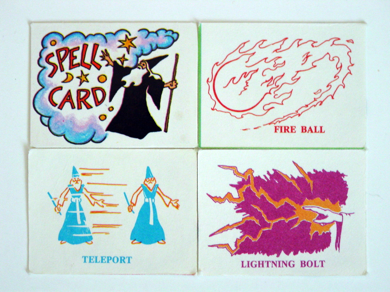 how to get spell cards