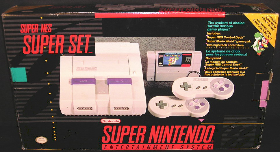 Snes System Build