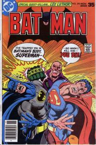 Batman 293: The Testimony of Lex Luthor