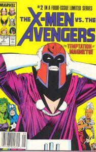 The X-Men vs. The Avengers #2