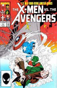 The X-Men vs. The Avengers #3