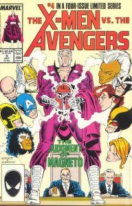 The X-Men vs. The Avengers #4