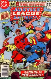 Justice League of America #183