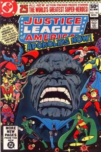 Justice League of America #184