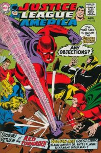 Justice League of America #64 (1st Dick Dillin)